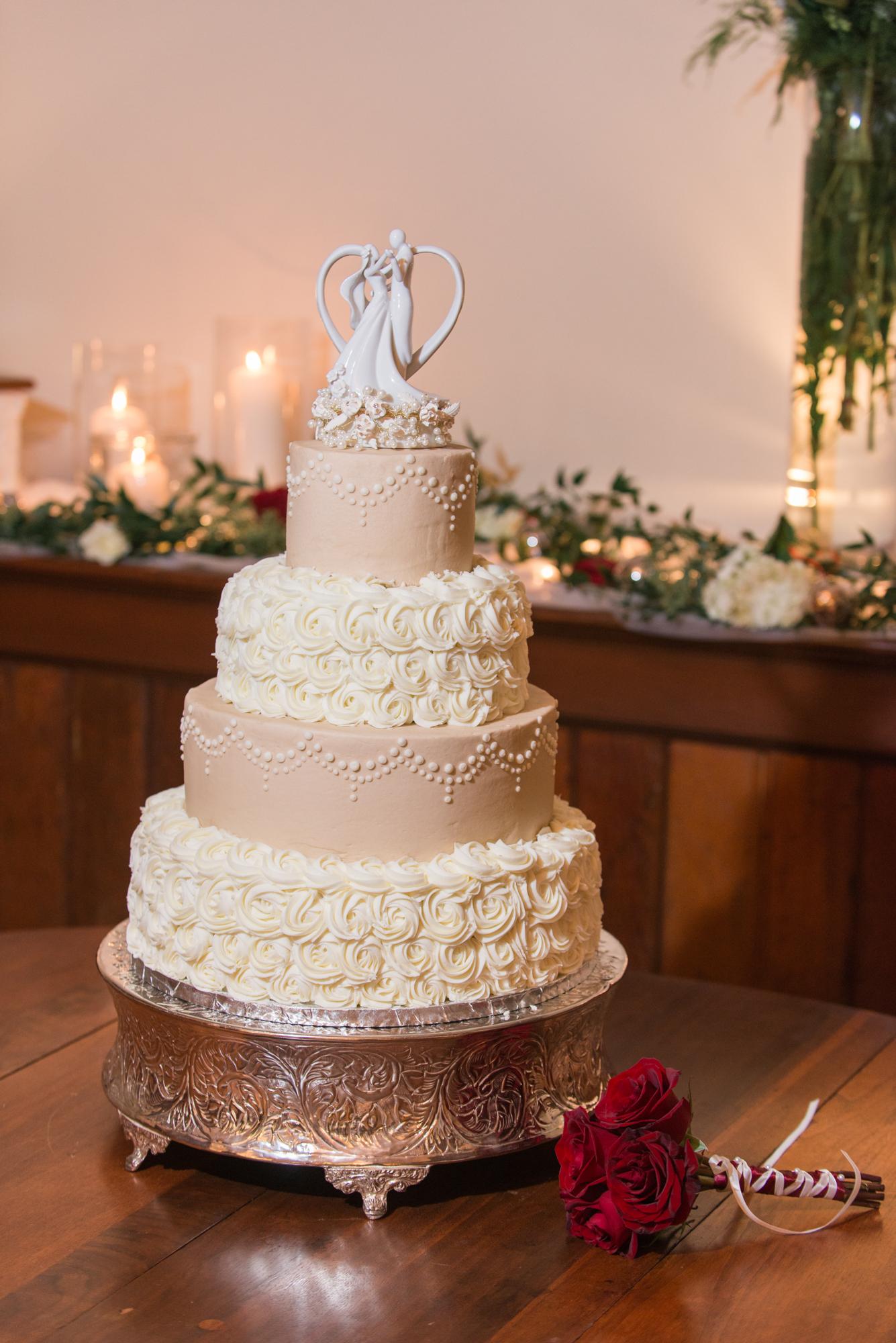 Yukti harman wedding cakes