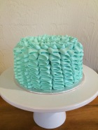Chococlate mint cake