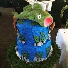 Groomsman Cake